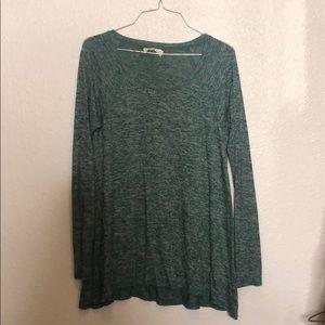 Women's Long Sleeve Shirt  from Hollister
